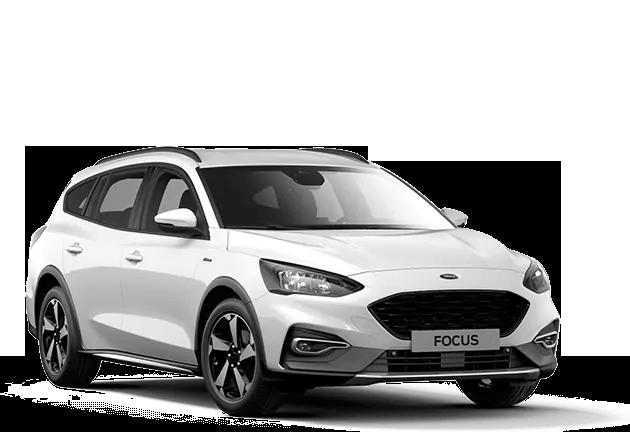 coche nuevo ford focus