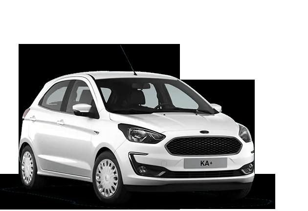 nuevo coche de ford ka+