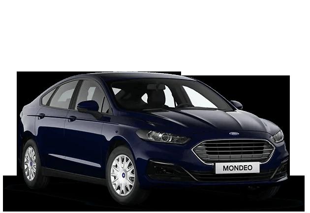 coche nuevo ford mondeo hybrid