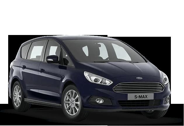 coche ford s-max