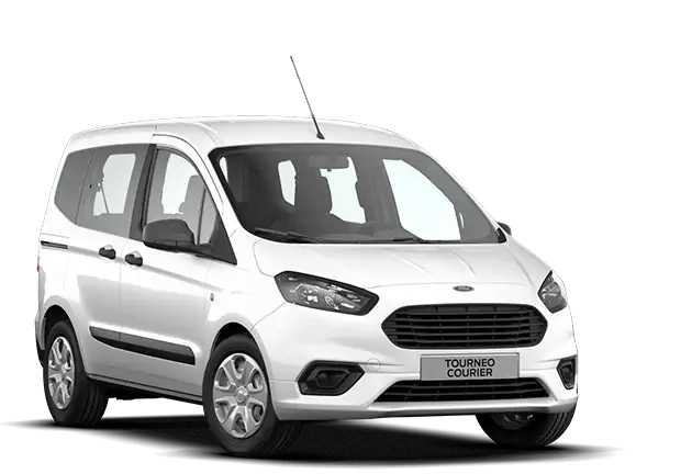 coche ford tourneo courier