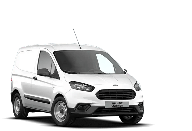 coche ford transit courier